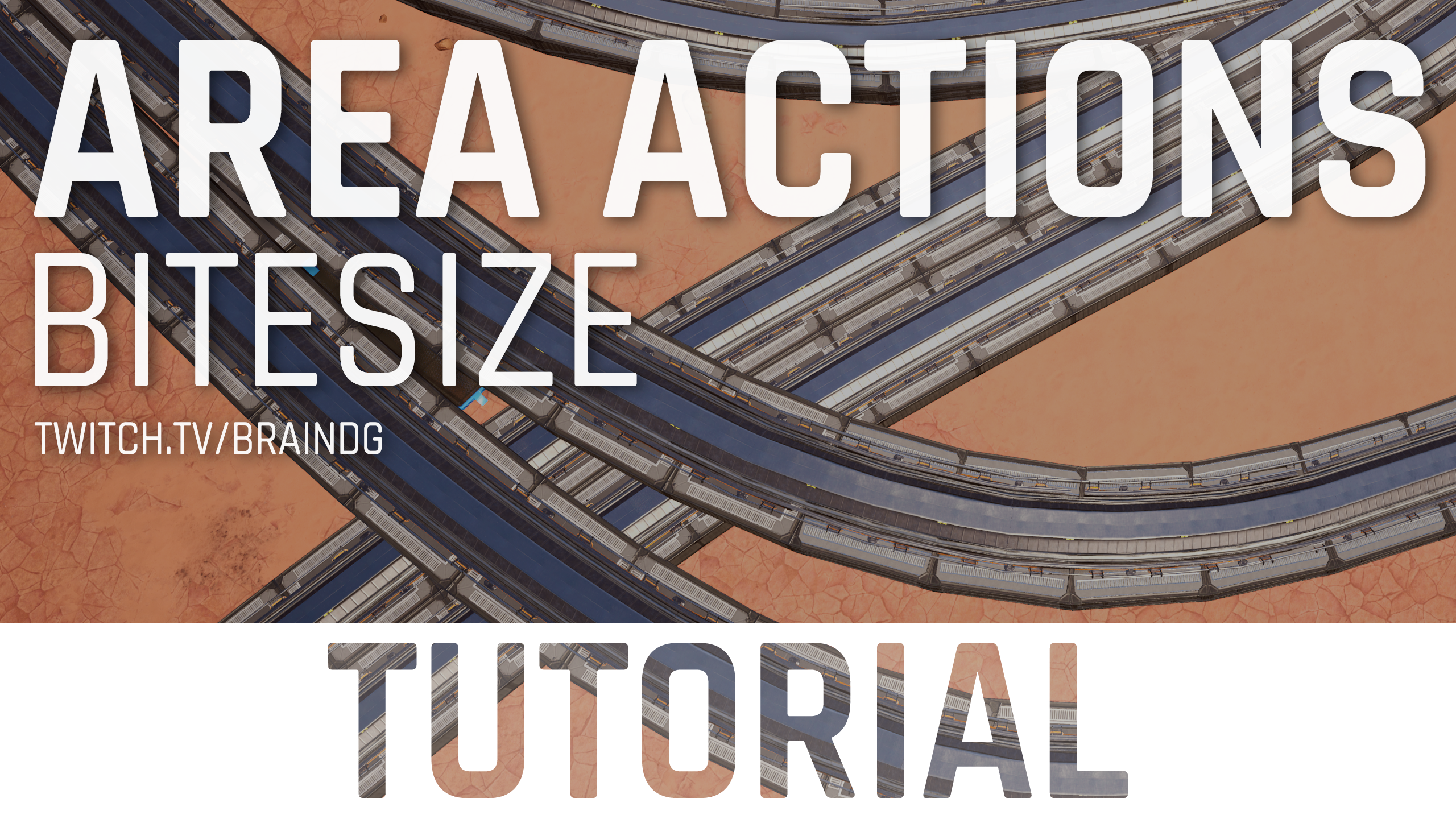 Bitesize Area Action Tutorials