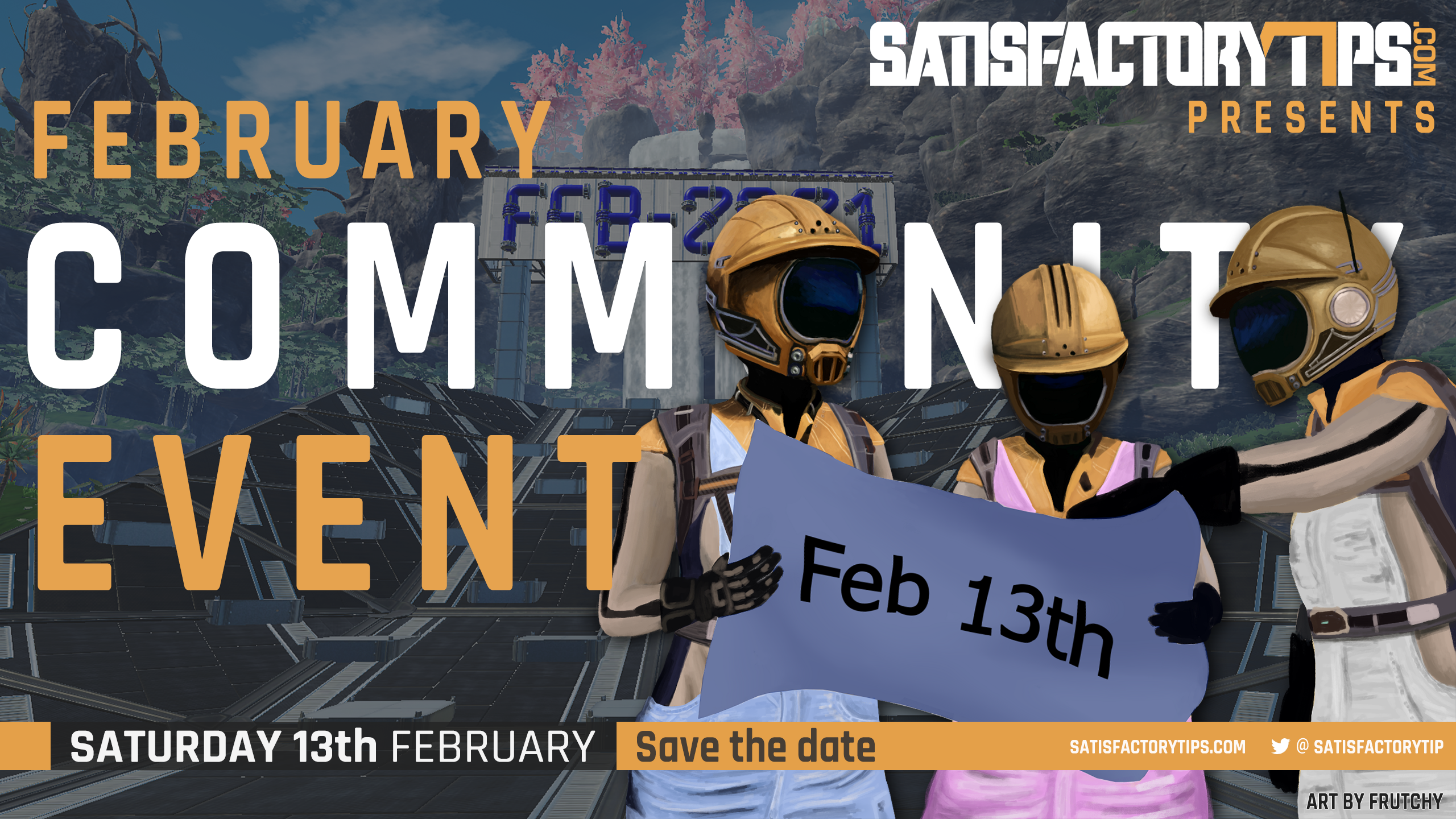 Satisfactorytips Community Event #02